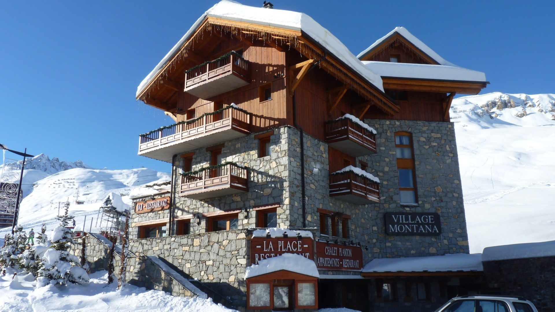 Chalet Montana Planton, Tignes | Luxury Self-Catered Ski ...